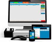 Программа для автоматического учета в торговле и услугах. Риддер